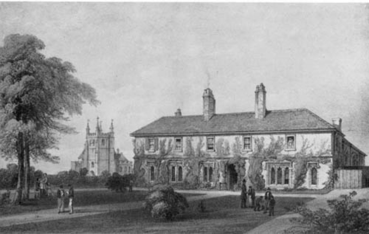 College Buildings 1447 - 1894